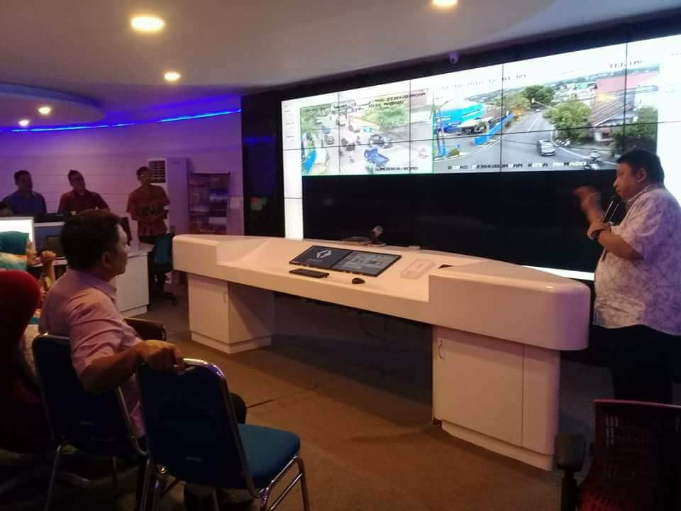 Cerdas Comand Centre Siap Diadopsi Provinsi Gorontalo