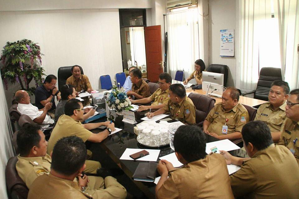 Mantapkan Seleksi Pala, Sekda Gelar Rapat Koordinasi