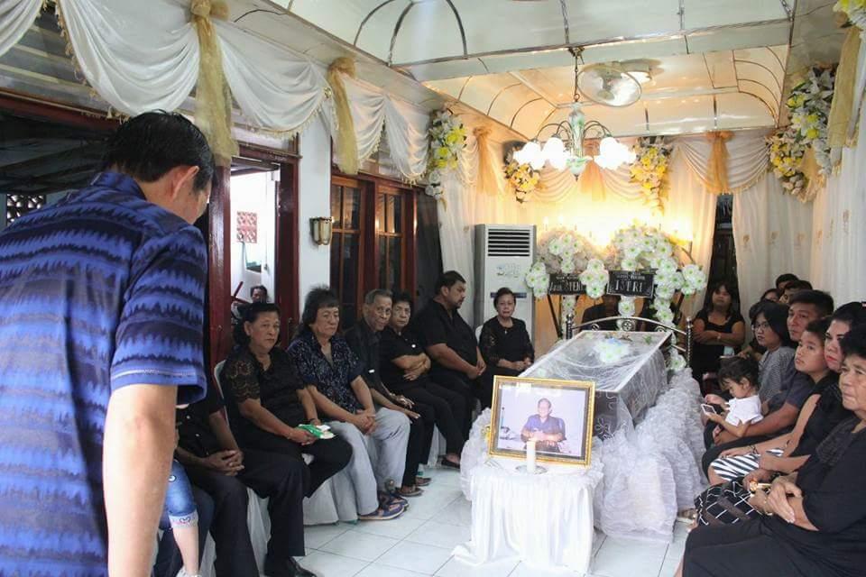Walikota Vicky Lumentut Akui Pemkot Sangat Kehilangan Sosok Almarhum Agus Tahendung