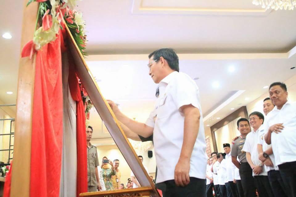Cegah Terjadinya Korupsi di Sulut, Walikota Manado Dukung Upaya KPK