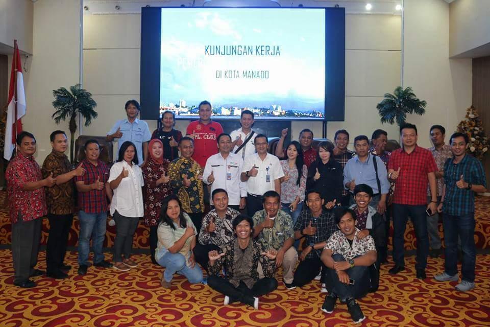 Manado Kota Toleran Jadi Daya Tarik Pemerintah dan Jurnalis Kabupaten Bantul