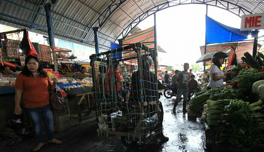 Mie Mengadung Boraks Marak Beredar di Pasar Manado