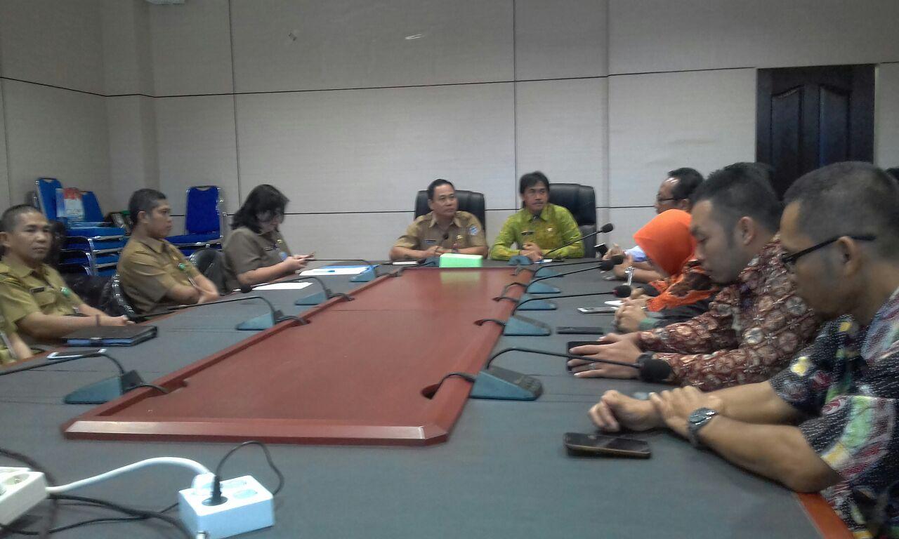 Pemkab Madiun Belajar Pengelolaan Aset di Manado