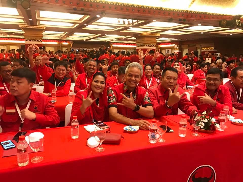 PDIP Usung Jokowi di Pilres 2019, Tumbelaka Sebut Langkah Tepat