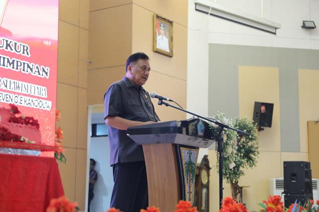 Pembangunan Sulut Selang 2 Tahun, Gubernur OD : Dukungan Masyarakat Bawa Perubahan Lebih Baik