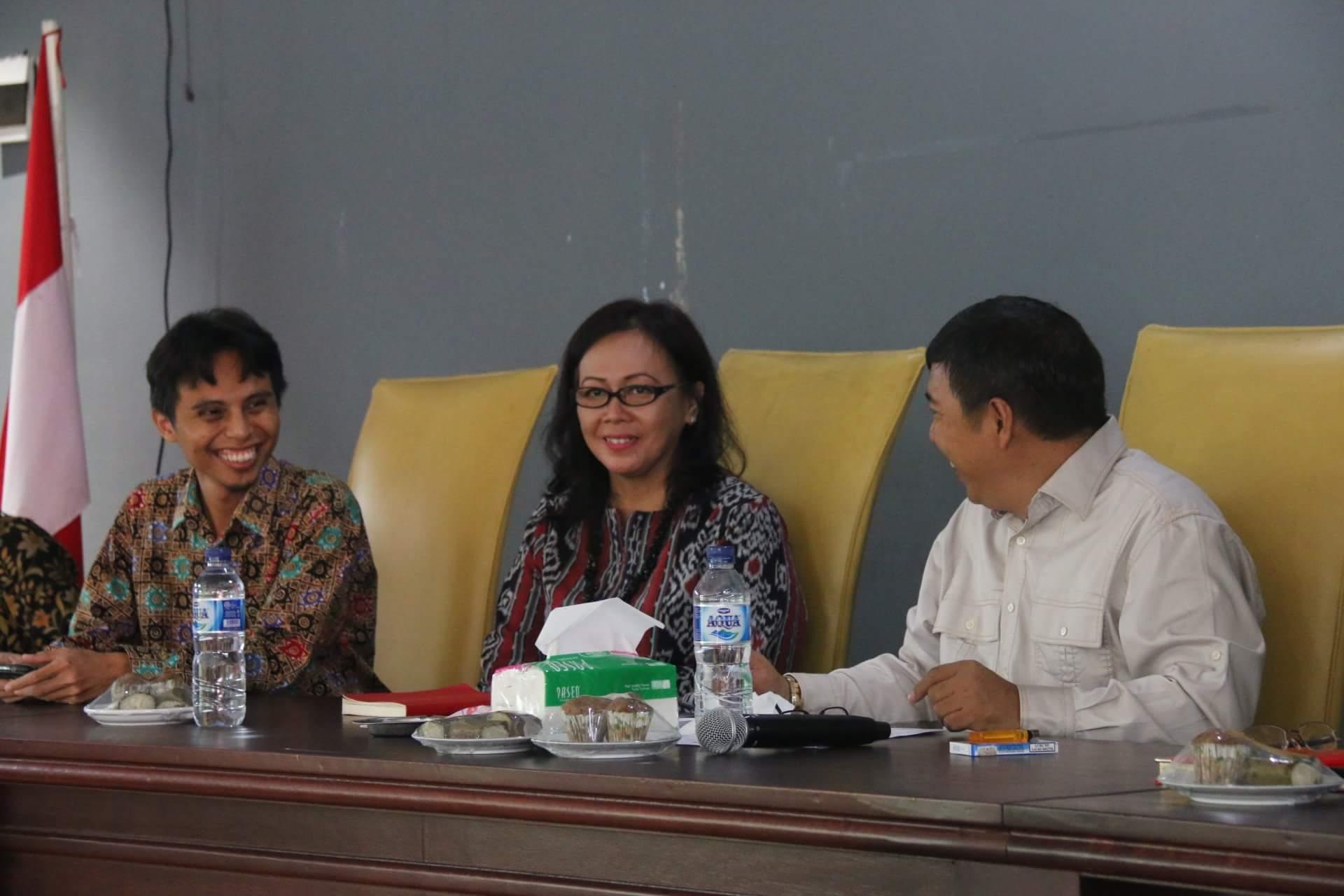 BPK Lakukan Entry Meeting Dengan Pemkab Mitra