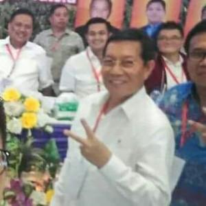 Pnt GD Vicky Lumentut bersama Ketua PKB