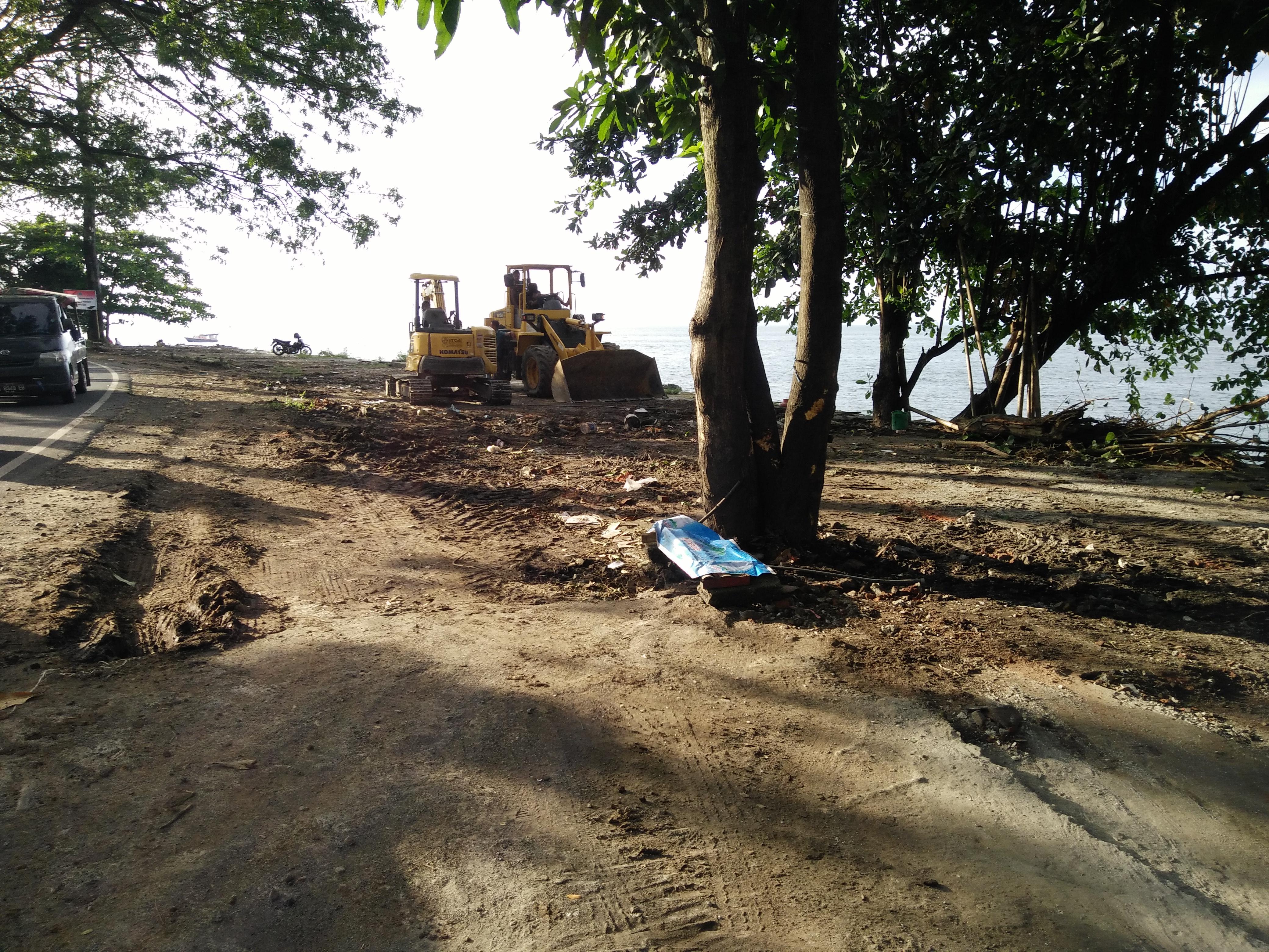PKB Wilayah Malabar Bersihkan Eks Sabuah Bulu