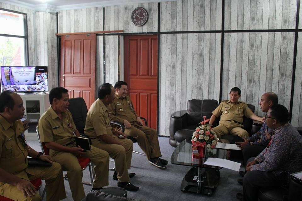 BPK – RI Lakukan Pemeriksaan LKPD Pemkot Manado