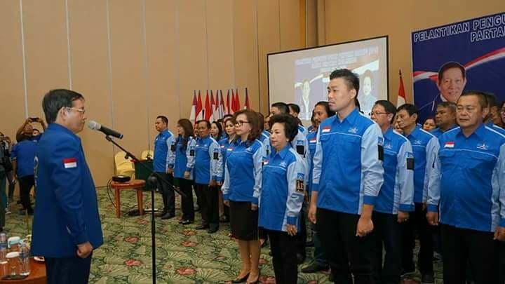 GSVL Isyaratkan Peraih Suara Terbanyak Layak Duduk Ketua Dewan