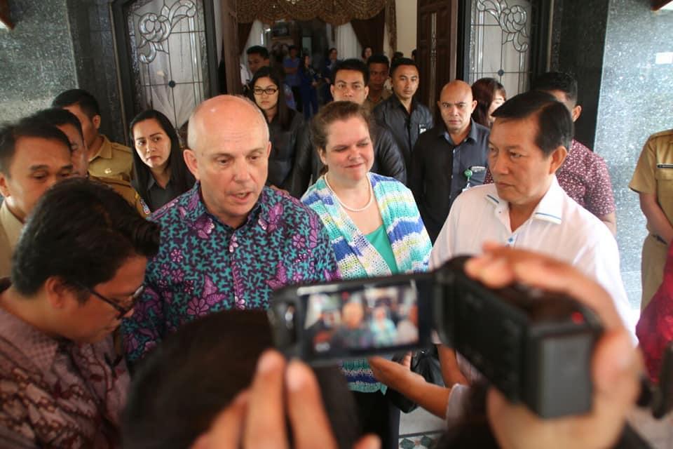 Dubes AS Pastikan Kembali Untuk Hadiri Manado Fiesta 2018