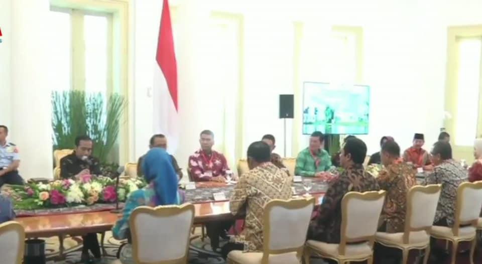 Jokowi Kumpul Walikota se-Indonesia Bahas Isu Ekonomi