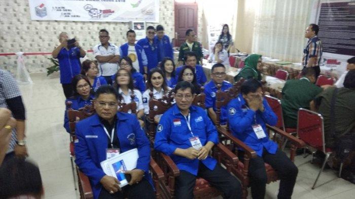Tergetkan 11 Kursi di DPRD Sulut, Ini Nama Bacaleg Partai Demokrat