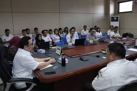 MOR BASTIAAN Buka Bimtek Tahap IV Gerakan Smart City