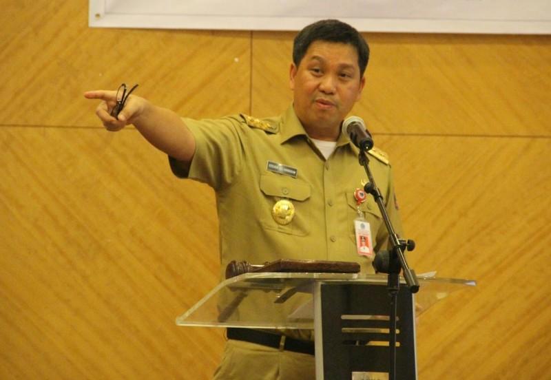 Kejar WTP, Steven Kandouw Tuntut SKPD Bayar Temuan