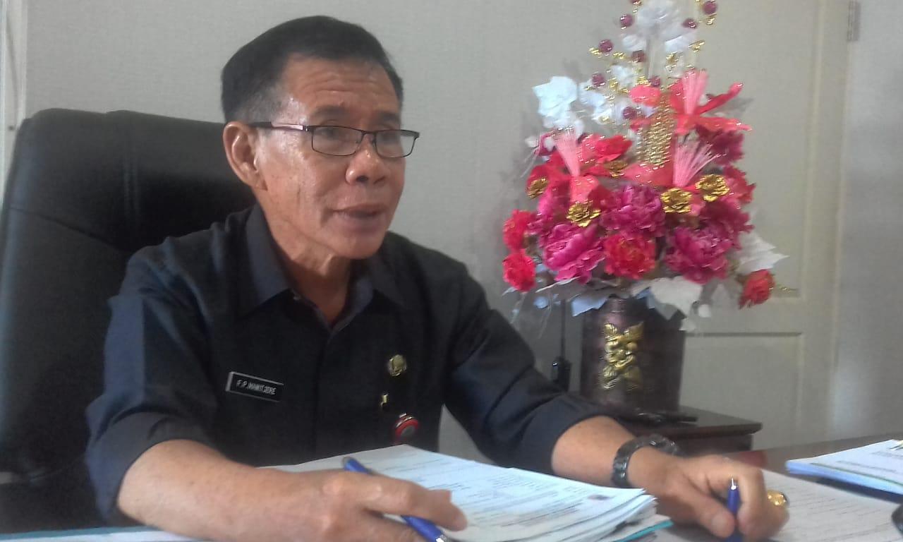 106 Ribu Warga Di Cover BPJS Oleh Pemkot Manado