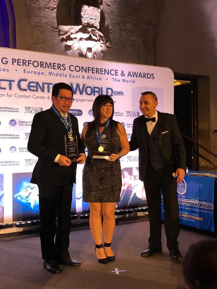 Manado Raih Medali Emas Kategori Best Emergency Service Center in the World 2018