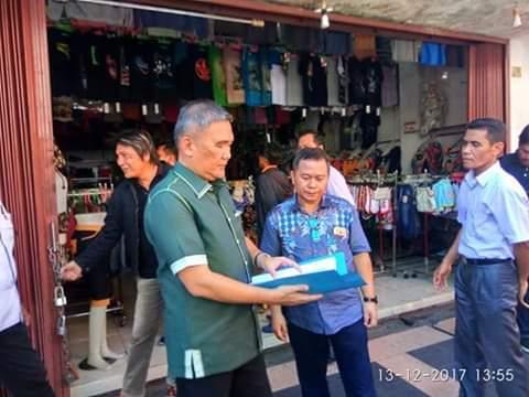 PD Pasar Selamatkan Satu Lagi Aset Milik Pemkot Manado yang Pindah Tangan