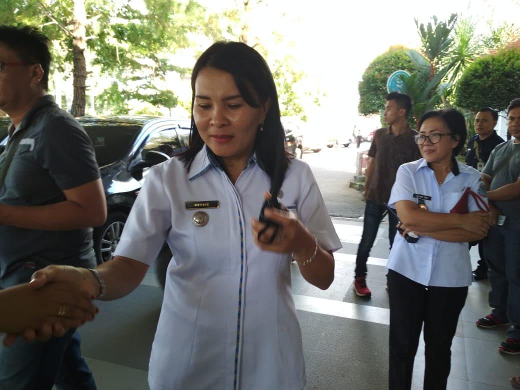 Door to Door di Rumah Warga, Camat Malalayang Sosialisasi Pencegahan DBD