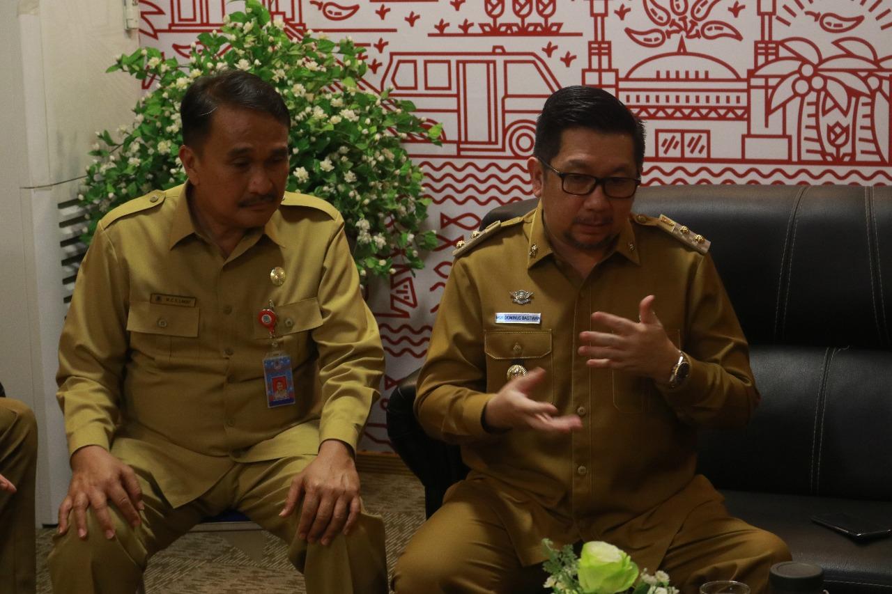 Penilaian KLHK Berdasarkan TPA, Ini Jawaban Wawali Manado Mor Bastiaan