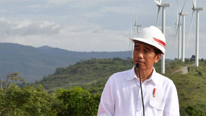 Beri Bantuan Pembangkit Listrik Untuk Sulut, OD-SK Apresiasi Perhatian Jokowi