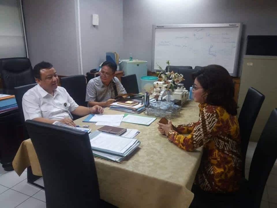 Pacu Pemerataan Pembangunan, Bupati Minsel Sambangi Kementerian PUPR – RI