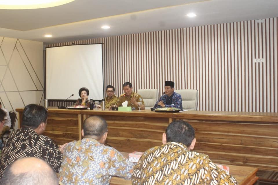 Wali Kota Tegal : Manado role model keberagaman Budaya dan Agama di Indonesia