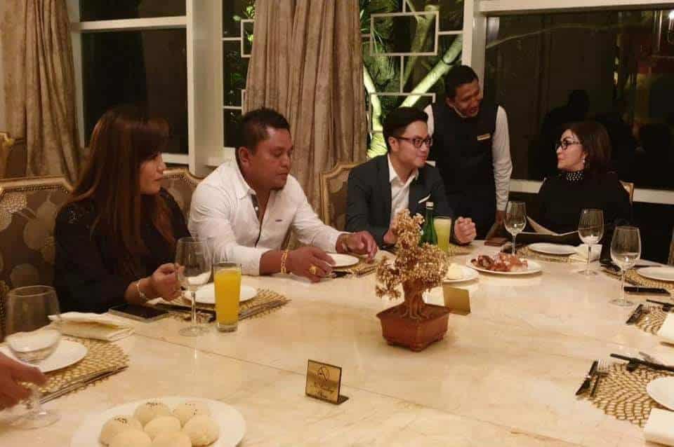 Teba Selaku Ketua Tim Pemenangan Kota Manado Siap Menangkan AJP ke Senayan