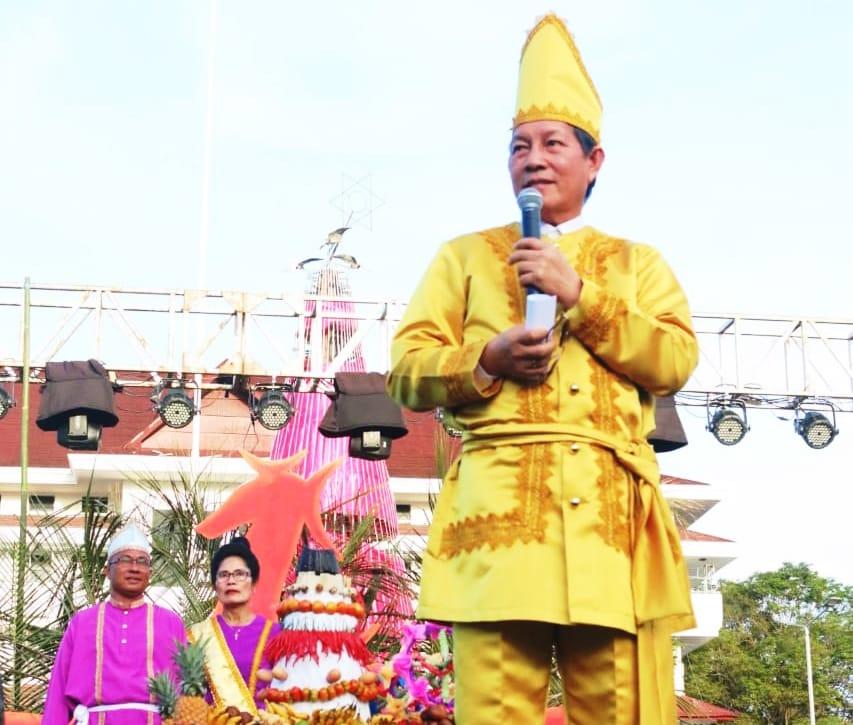 Pesta Adat Tulude, Komitmen GSVL-MOR Kota Pariwisata