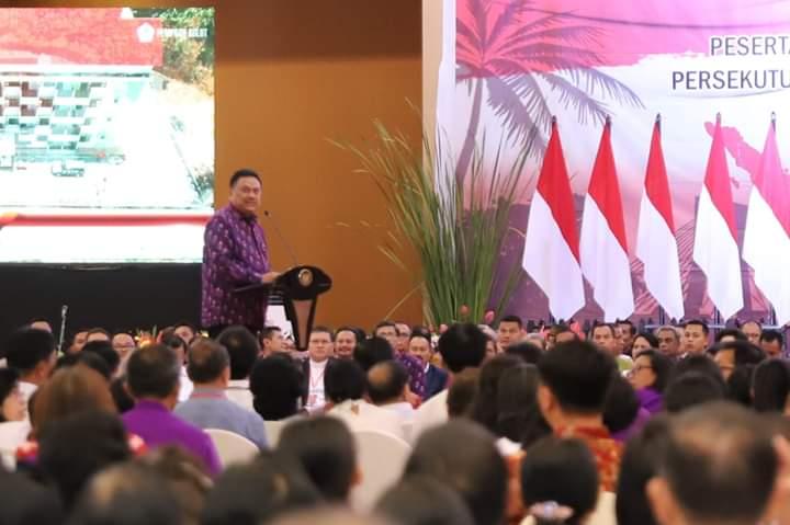 Olly Dondokambey: Pesatnya Pembangunan Sulut Karena Kepemimpinan Jokowi