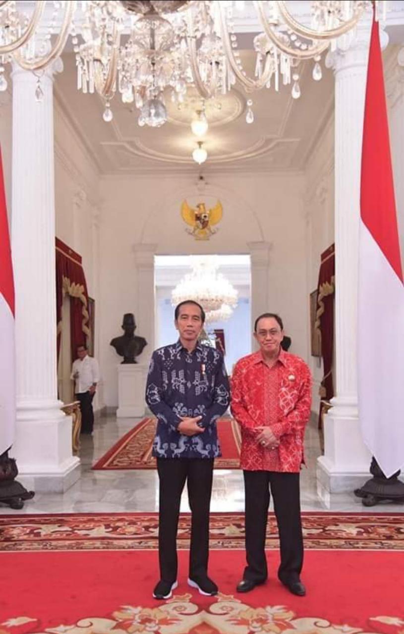 Berjuang Lestarikan Danau Tondano, ROR Ketuk Pintu Istana
