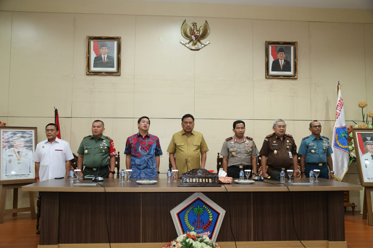 Olly Dondokambey: Kunjungan Jokowi ke Sulut Dinilai Paling Mantap