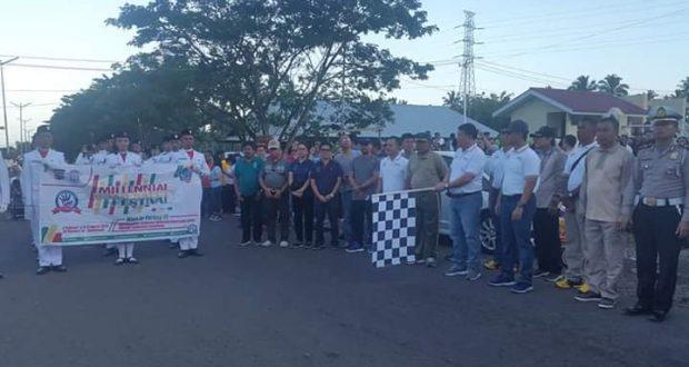 'Sukses! MRSF Polres Dan MYF Dispora Minut Didukung 6000 Peserta