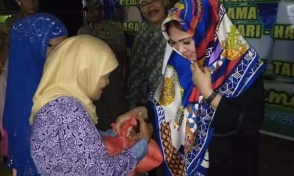 Safari Ramadhan Pemkab Minut, Bupati VAP Ingatkan Saling Menghormati