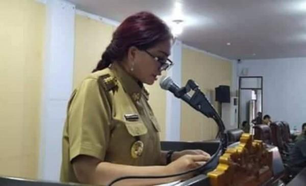 Hadiri Rapat Paripurna LKPJ Tahun 2018, VAP Minta Perangkat Daerah Tindaklanjuti Rekomendasi DPRD