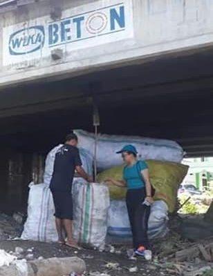 Dorong Warga,Kembuan: Sampah Bisa Jadi Rupiah