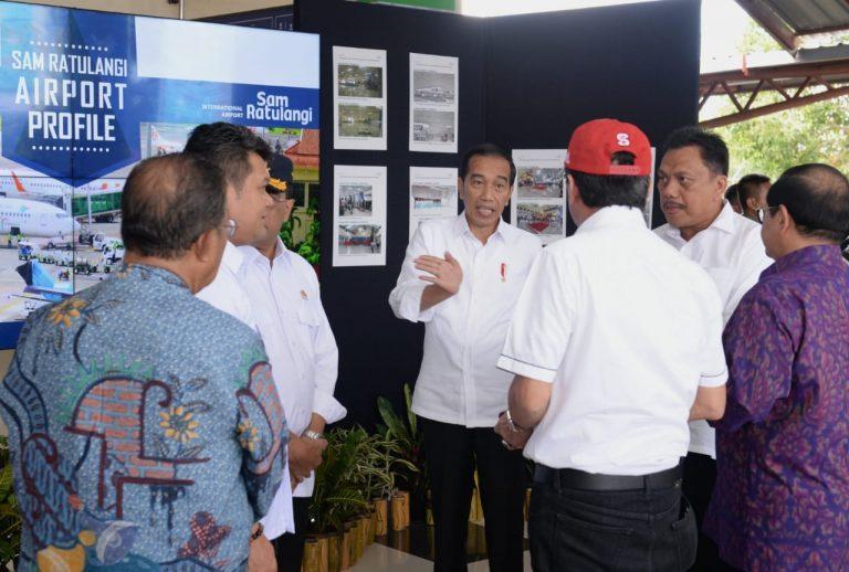 Jokowi: Sulut Provinsi The Rising Star Dalam Sektor Pariwisata Indonesia