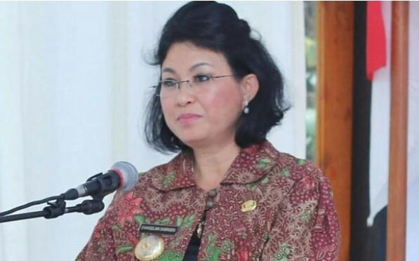 Bupati Sitaro Minta Pimpinan SKPD Utamakan Kerja