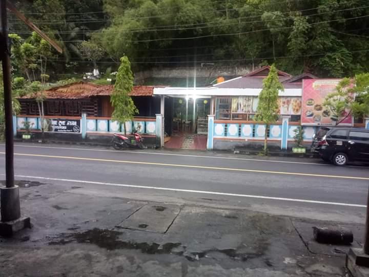 Angelica Cafe Selera Bintang Lima Harga Kaki Lima