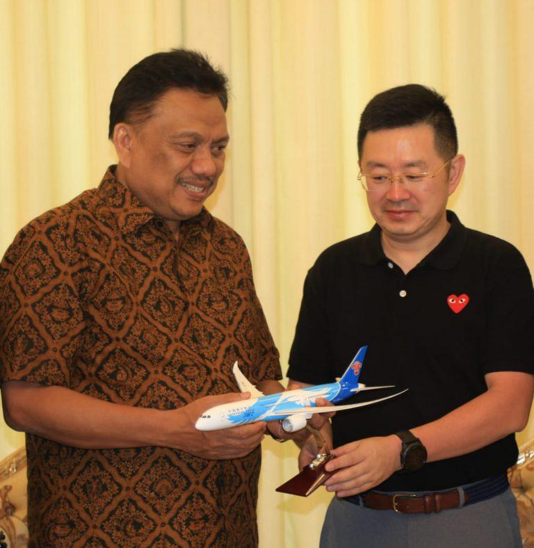 China Southern Airlines Bakal Ramaikan Pertumbuhan Pariwisata Sulut