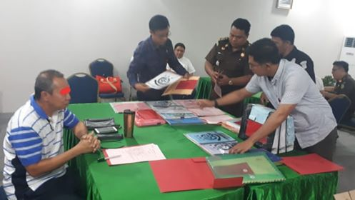 Dugaan Korupsi 557 Juta Dana PAUD, Oknum ASN Pemkot Bitung Ditahan