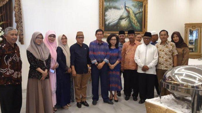 Manado Bersyukur, Walikota GSVL Gelar Open House
