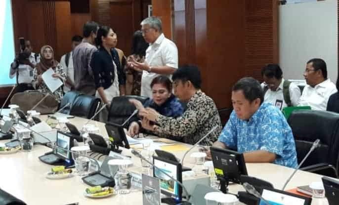 Serius Dukung Pariwisata Likupang Bupati VAP Ikut Sidang Dewan Nasional KEK