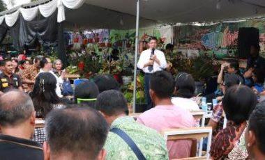 Pameran Tanaman Hias MF19, GSVL : Ini beri banyak transaksi ekonomi