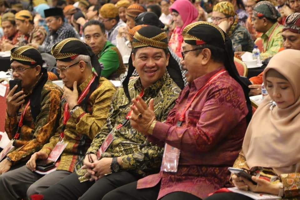 Steven Kandouw Hadiri Forum Penanganan Konflik Sosial di Yogyakarta