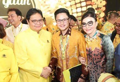 Dilapor ke Mahkama Partai, AJP Malah Dapat Penghargaan Caleg DPR RI Termuda