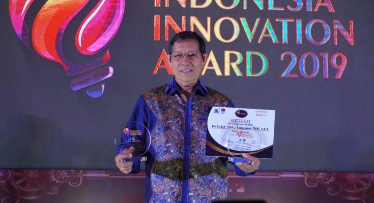 Penghargaan Penada, GSVL Ajak PD Pemkot Manado Terus Berinovasi