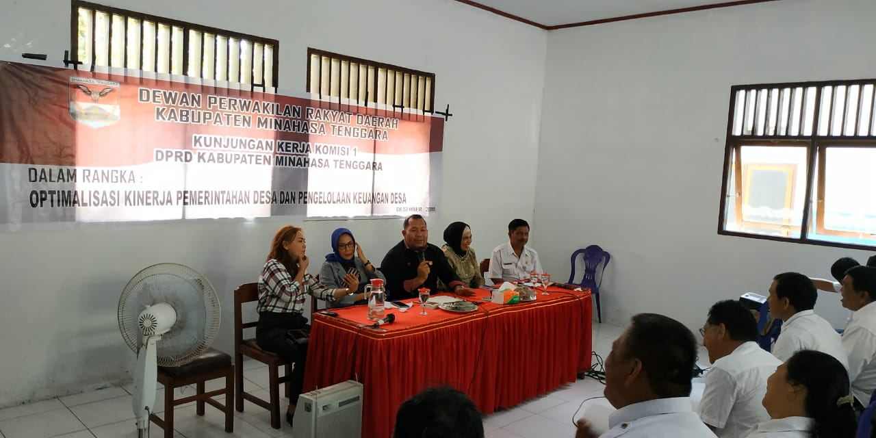 Komisi I DPRD Mitra Bakal Hearing Dinas PMD