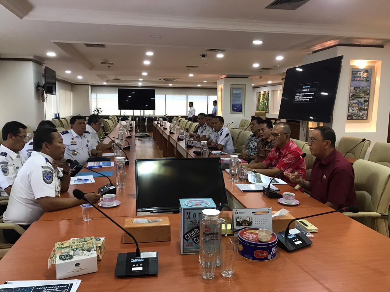 Sambangi Dua Kementerian, ROR Presentasikan Potensi Danau Tondano