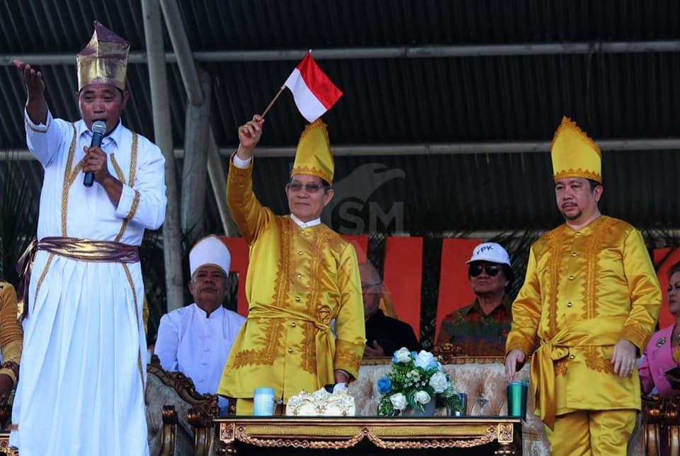 Upacara Adat Tulude, Ribuan Warga Nusa Utara Bakal Padati Lapangan Tikala